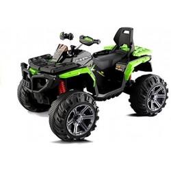 zielony  QUAD ATV DLA...