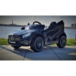 czarny MERCEDES GT AMG EVA,...
