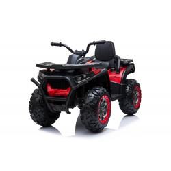 czerwony  QUAD ATV DLA...