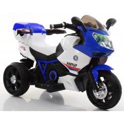 niebieski  Motorek FB-6187...