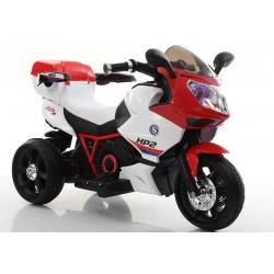 czerwony  Motorek FB-6187 2...