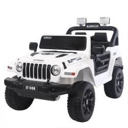 biały JEEP SUPER CAR LT-598...