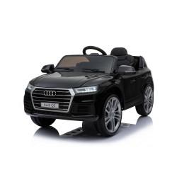 czarny lakierowany AUDI Q5...